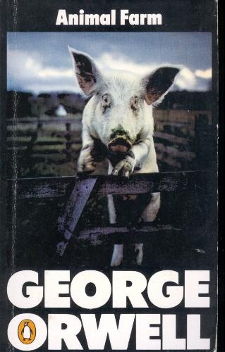 an analysis of the book animal farm by george orwell George orwell has used many techniques of writing such as irony and humour to portray significant events throughout animal farm this extract, just after the slaughter of the 'disloyal' animals (one of the most emotive of the events in the book), is no exception and so i will be analysing.