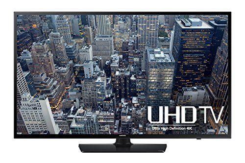 Samsung UN48JU6400 48-Inch (See Size Chart Option) 4K Ultra HD Smart LED TV (2015 Model) Rating 4.3/5 stars  264 customer reviews
