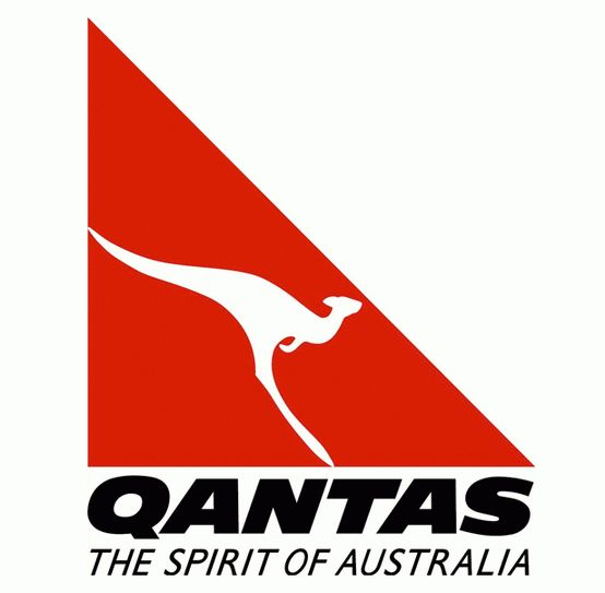 Qantas Airlines. One of my favorite airlines, next to Virgin.