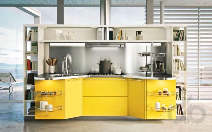 yenilikçi modern mutfak dekorasyonu