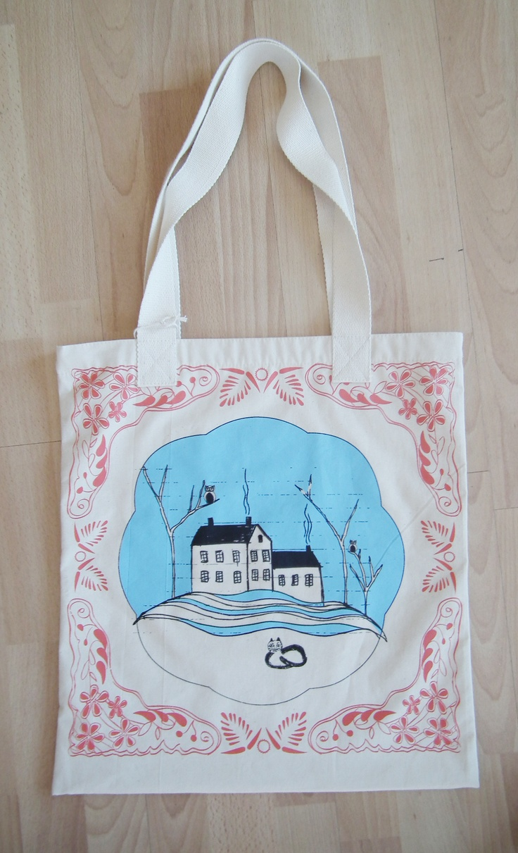 Rickety house - Tote bag