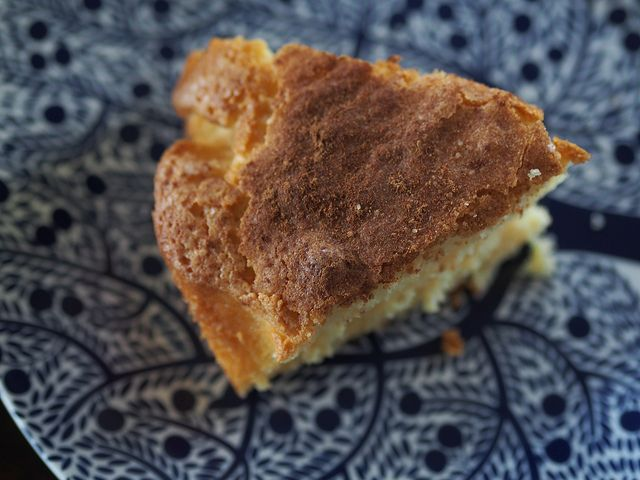 cinnamon tea cake in the thermomix. delicious, light and buttery!