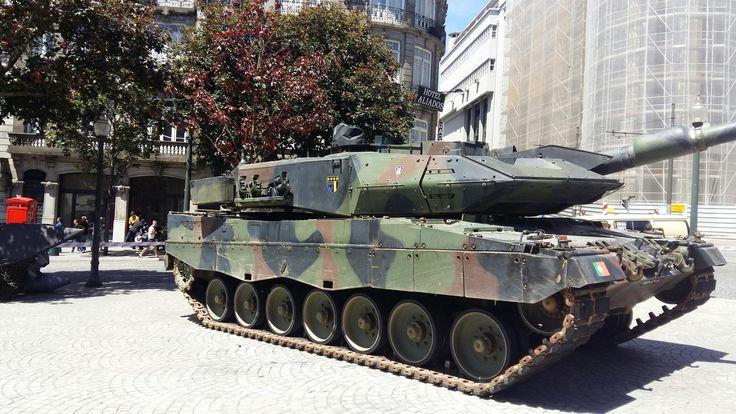 Leopard 2A6 Portugal
