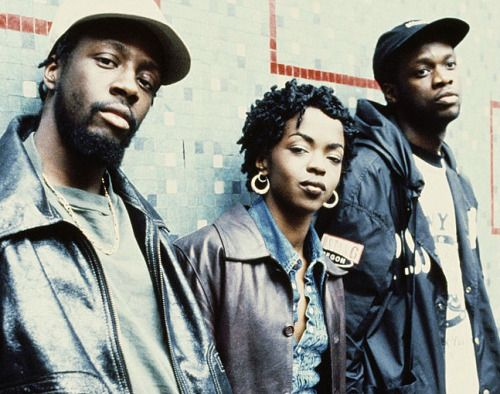 Lauryn Hill - Wyclef - The Fugees