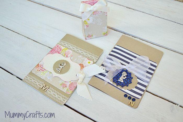 C mo hacer recordatorios de primera comuni n paso a paso - Como hacer tarjetas de comunion ...