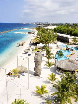 The Top 10 Caribbean Resorts for Families: Breezes Curacao Resort, Willemstad, Netherlands Antilles