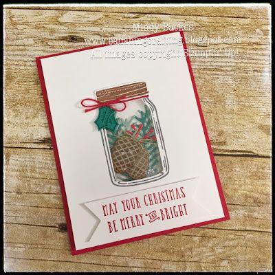Bada-Bing! Paper-Crafting!: Display Samples - Very Merry