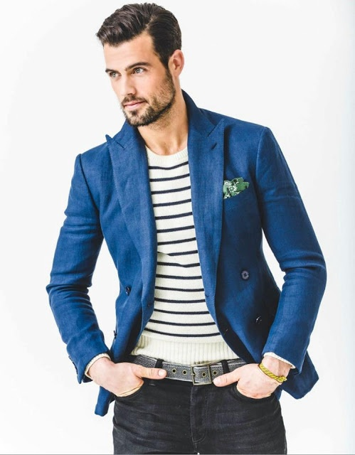 Mode homme tenue chic design mode homme pinterest homme tenue tenues chics et marini re - Tenue chic homme ...
