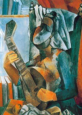 Pablo Picasso Cubism   picasso