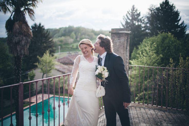 Bride and Groom_Cave di Moleto, Italy, Monferrato