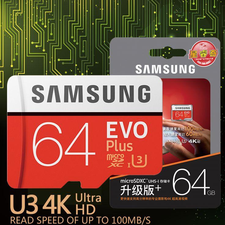 <b>SAMSUNG EVO Plus Memory</b> Card 32GB SDHC 80mb/s Class10 ...