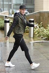 Image result for Men's Street Fashion Leggings