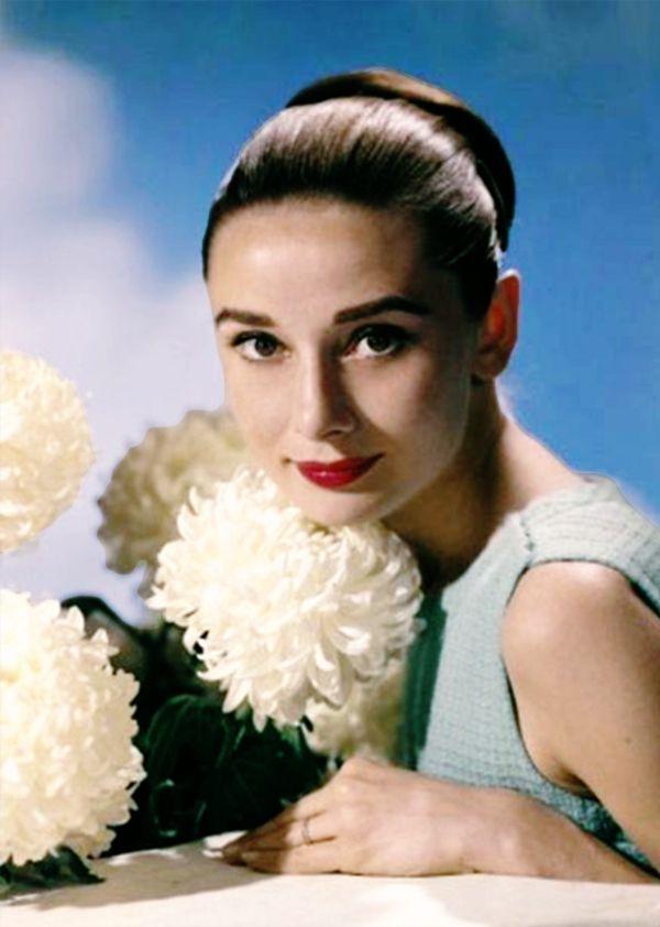 Audrey Hepburn, true classic beauty