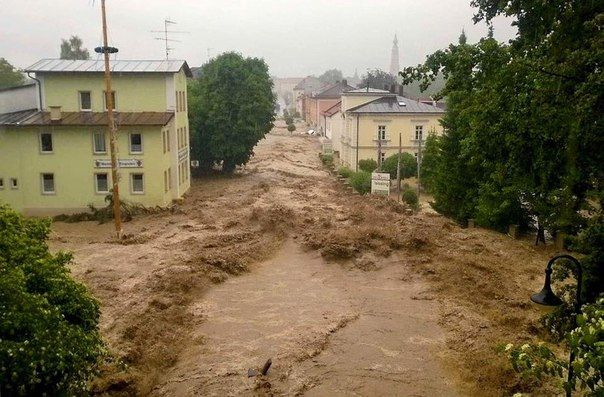Catastrophic Floods Strike Around the Globe as Nations join forces to divide the…
