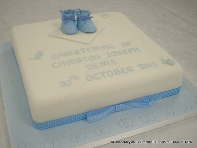 Square Christening Cake Images : 1000+ images about christening cakes on Pinterest ...
