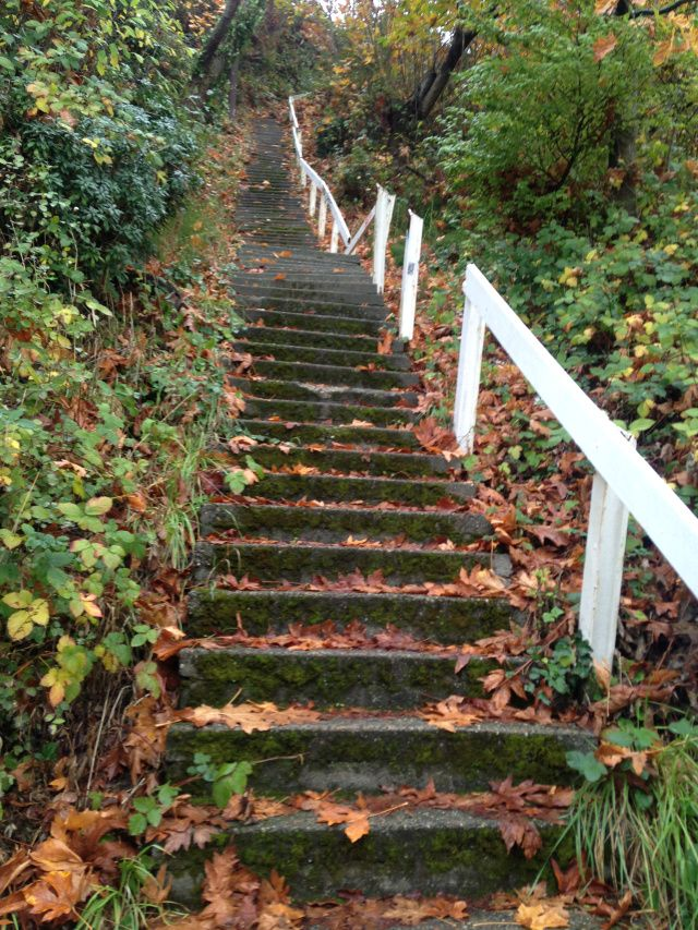 Lovely Top 10 Stairs In Seattle: #5