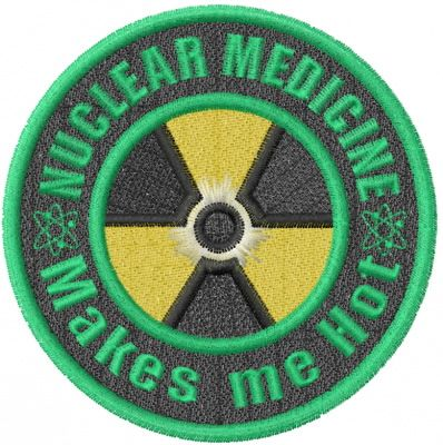 nuclear medicine logo -