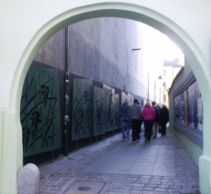 Entrace of the Old Synagogue Old Town  #jewish  #synagogue #wroclaw #poland #sightseeing #fun #exciting