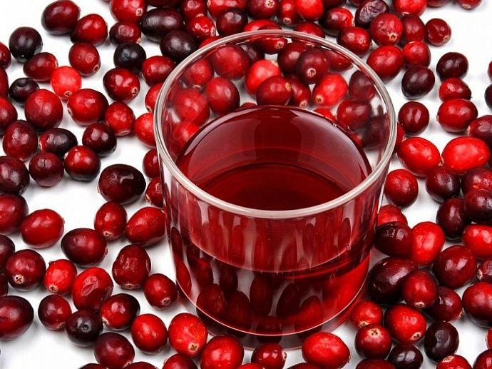 Чем полезен клюквенный сок для сосудов?