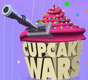 Cupcake Wars favorite-tv-shows-food: Food Network, Favorite Tv, Favorite Things, Art Cupcakes, Cupcakes War, Vegans Cupcakes, Foodnetwork, Cups Cakes, Cupcakes Rosa-Choqu