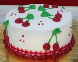 Image result for cherry smash cake