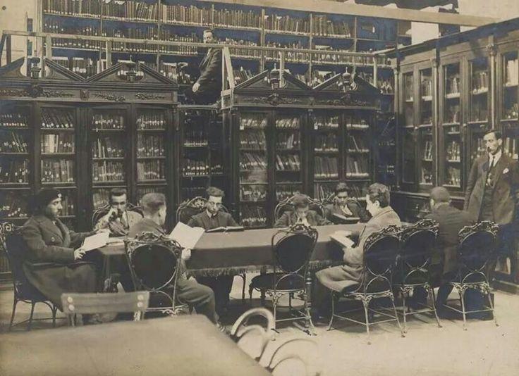 Beyazit Devlet Kutuphanesi 1884