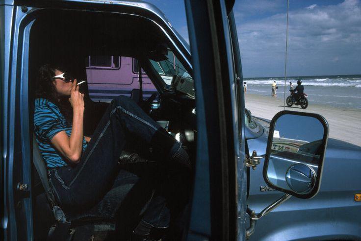 Daytona Beach, 1987 Constantine Manos