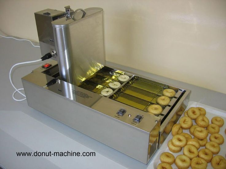 mini doughnut machine