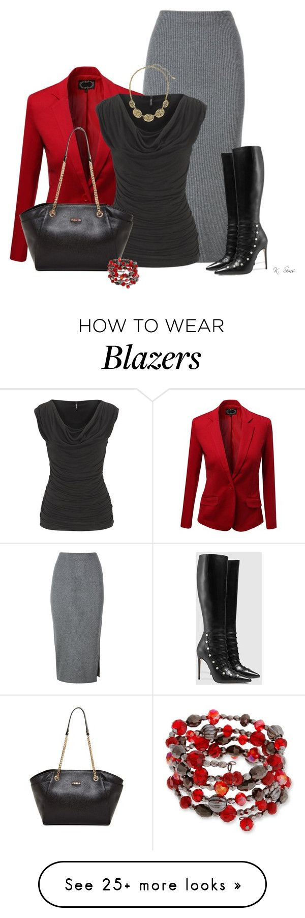 Classy by ksims 1 on polyvore featuring moda whistles gucci