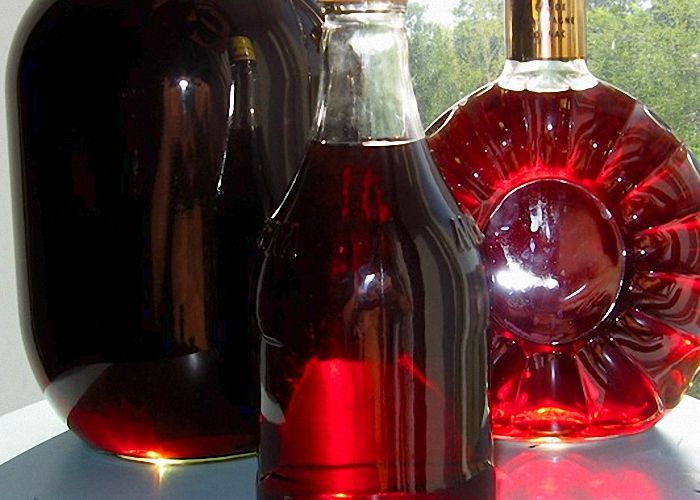 Рецепт домашнего вина из чернослива