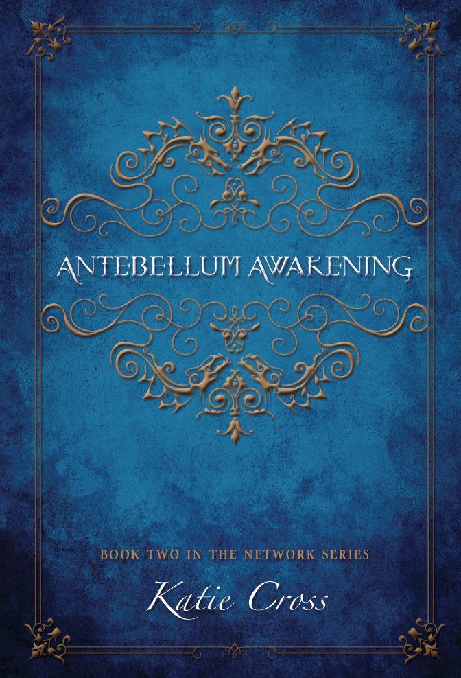 Antebellum Awakening Cover Reveal! Releases October 15th.