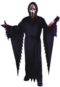 Scream Bleeding Ghost Face Adult Mens Costume - 308639 | trendyhalloween.com