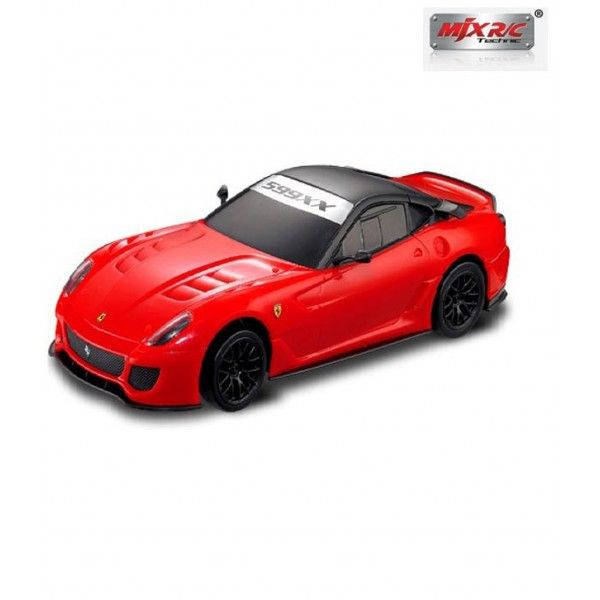 MJX R/C Ferrari 599XX - Red 1:20 Scale - Ride On & Scooters - Toys