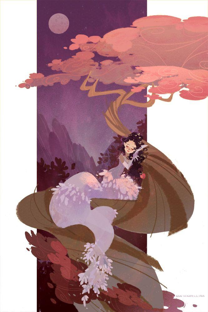 Ann Marcelino's Snow White