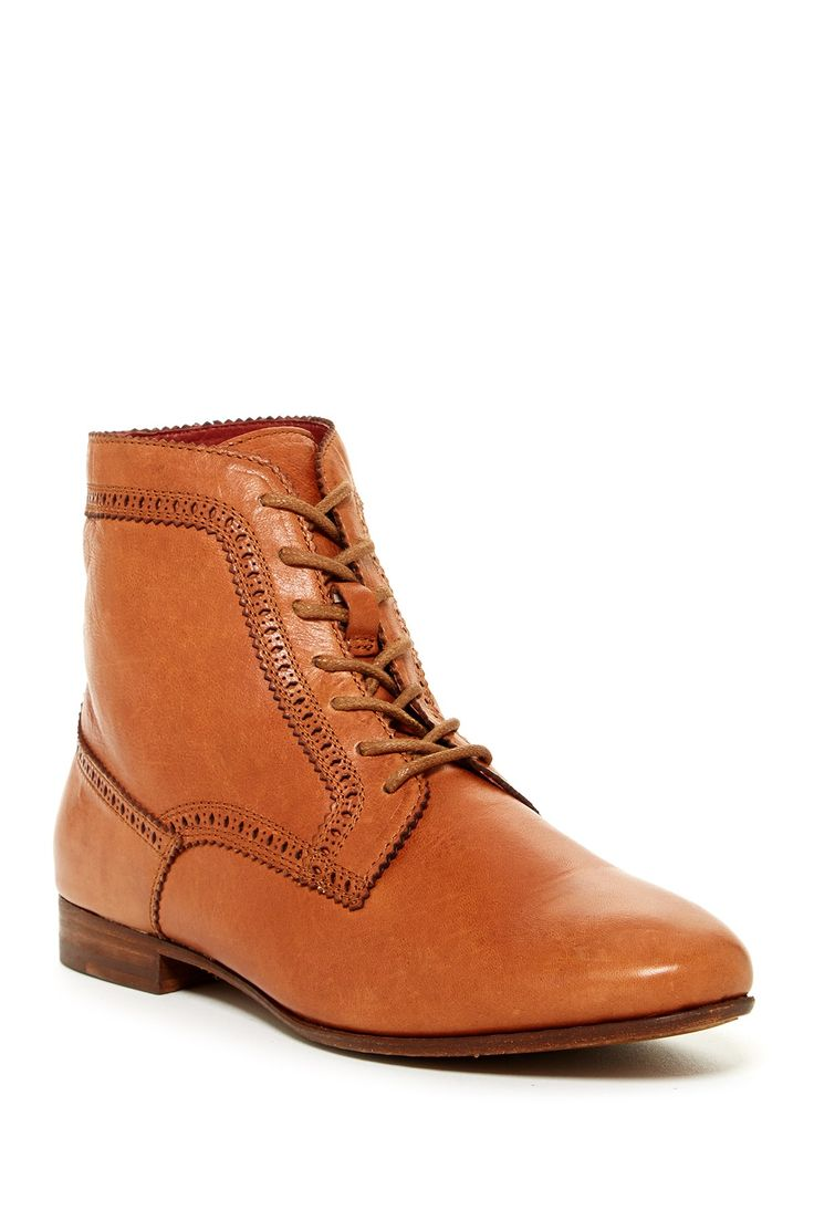 Maude Lace-Up Boot by Aerin on @nordstrom_rack