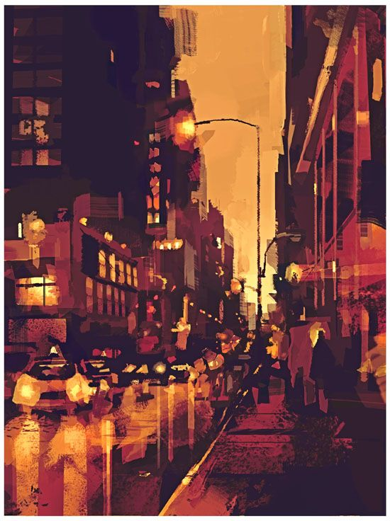 city.heat by betteo on DeviantArt