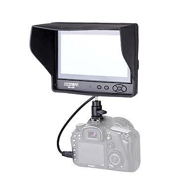 """sevenoak® sk-lm7 7 """"ips TFT LCD monitor for canon nilkon SONY DSLR-kamera videokamera 2016 - kr.1603"""