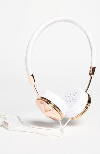 Frends 'Layla' Headphones | Nordstrom. Now that is a damn fine looking pair of headphones.