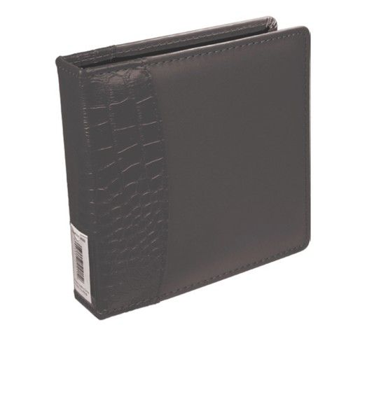 """Item # 9934236 Black 2-Ring Album. Richly Padded cover with textured alligator spine. Holds up to 25 Ultra PRO 2-Ring 4"""" x 6"""" Photo or CD Pages (sold separately). Available Only at your Local Walmart Photo Center! Available in Red, Pink, and Black."""