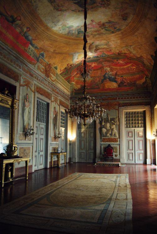 Palácio Nacional de Mafra, Mafra - Portugal.