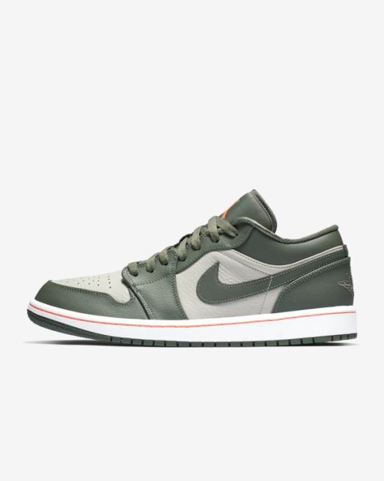 13e3e584b8e5 Air Jordan Aj1 Low 553558-121 Shoes in 2019