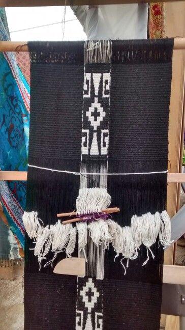 Textil de Ale Fuenza ,diseñadora textil UC