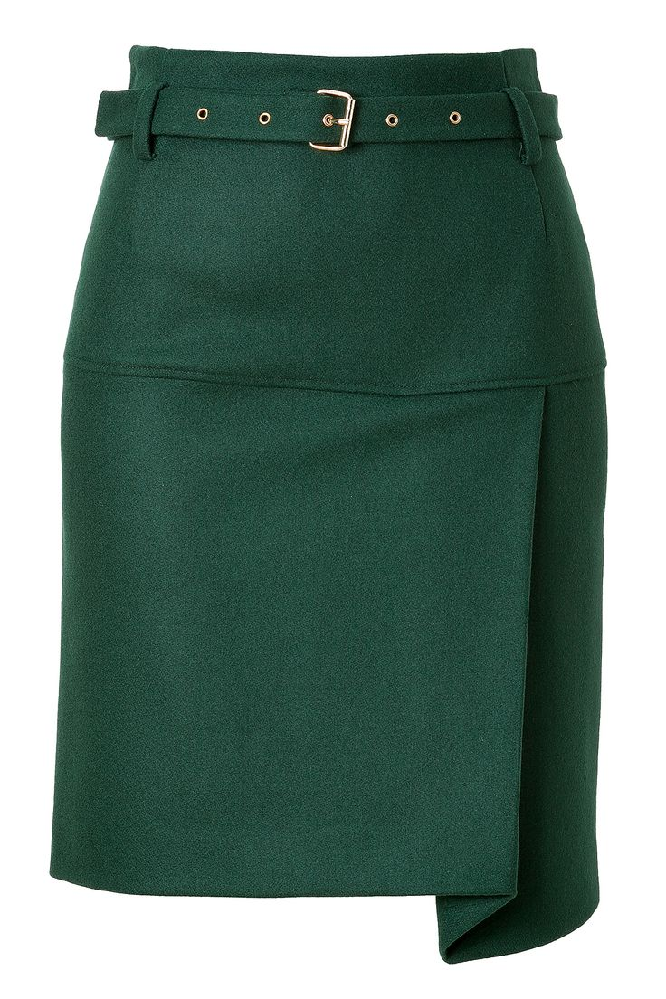 SEE BY CHLOÉ Wool Blend Skirt