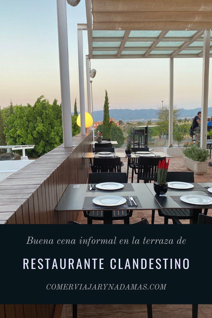 Pin En Restaurantes Murcia Y Nada Más