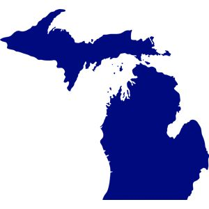 michigan state map vector format | Download PNG Download SVG Download ZIP Email Bookmark Report