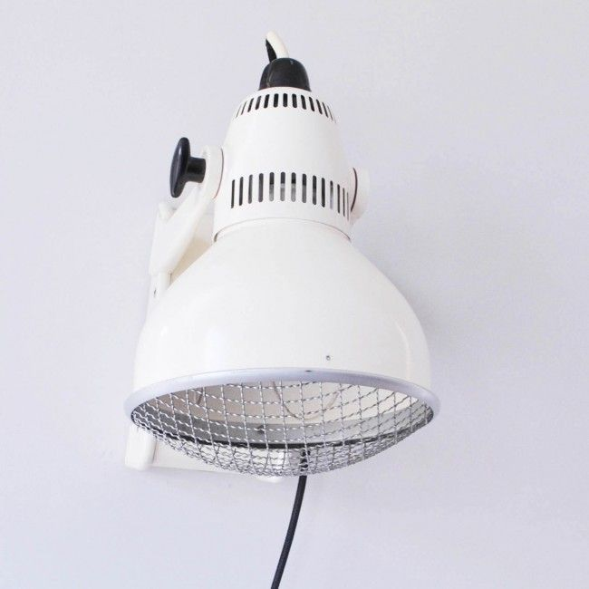 Industriele lamp Philips jaren 50