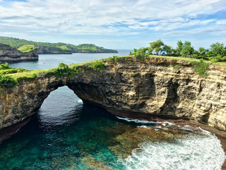 Broken Beach, Nusa Penida, Bali