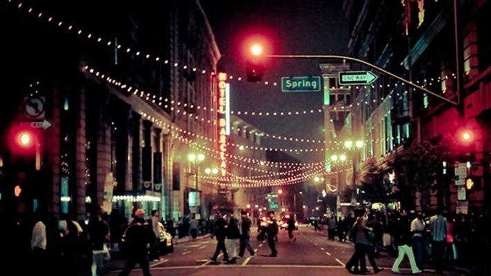 Los Angeles Art Walks