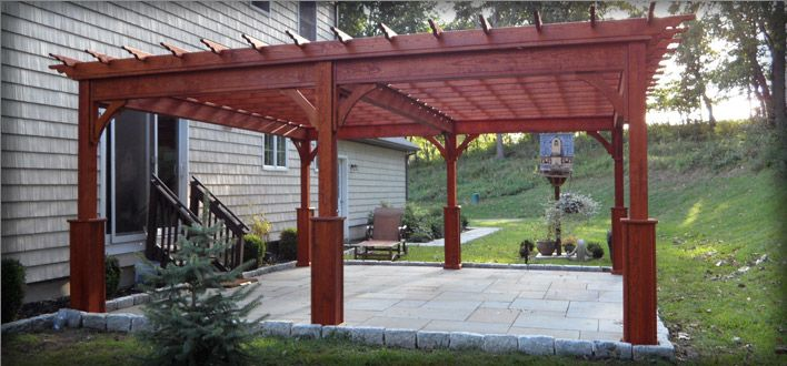 Do It Yourself Home Design: Best 25+ Wood Pergola Kits Ideas On Pinterest