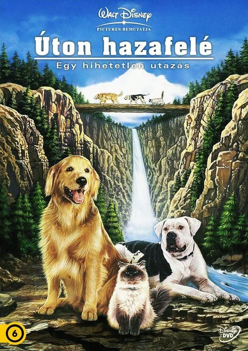 Watch->> Homeward Bound: The Incredible Journey 1993 Full - Movie Online